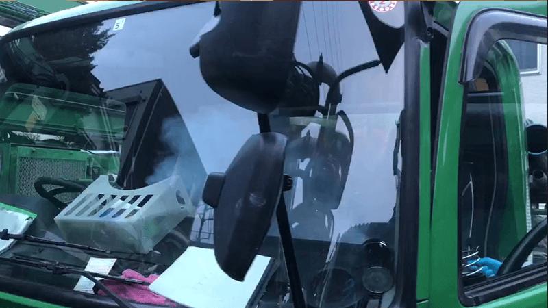 【予防のための除菌施工】車両の除菌施工