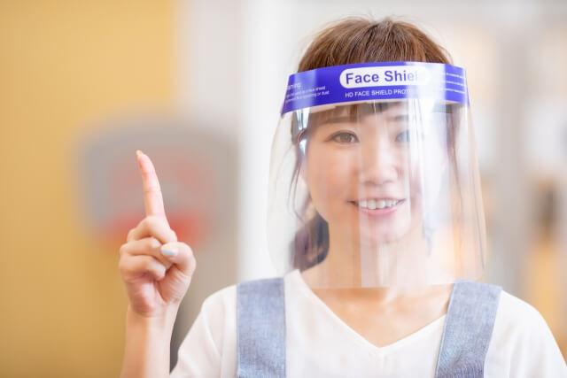 マスク着用が難しい現場で利用しうるアイテム